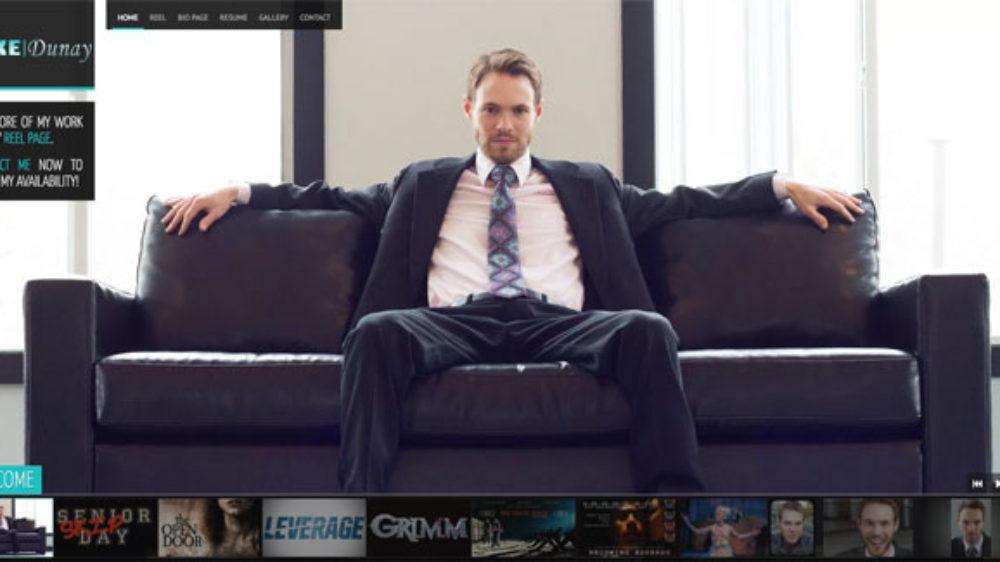 Actor-Website-Mike-Dunay