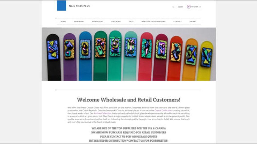 E-Commerce-Website-Nail-Files-Plus