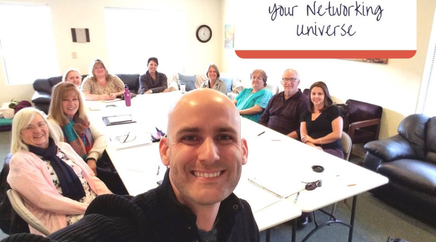 Just Visualize joins local Networking Group – Your Networking Universe Redmond